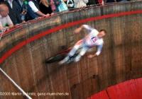 Original Motodrom - Steilwandattraktion auf der Münchner Wiesn