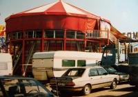 Motodrom Hugo Dabbert - Darmstadt Frühjahrsmesse 1999